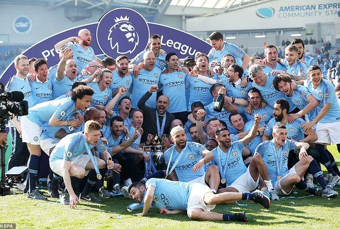 Man City xứng đáng nhận chức vô địch ngoại hạng Anh