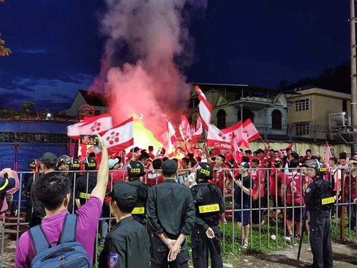 Tin bóng đá CLB Hải Phòng bị phạt