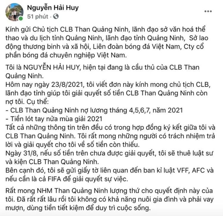 Tin bóng đá trong nước mới nhất